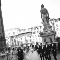 Tammin and Sean Sursok wedding in Florence, Italy