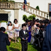 Indian wedding in Italy, civil wedding in Tuscany