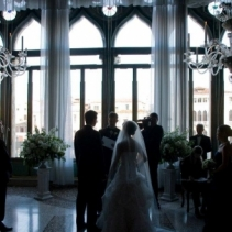 Venice exclusive palace wedding - Suzanne and Ahmet