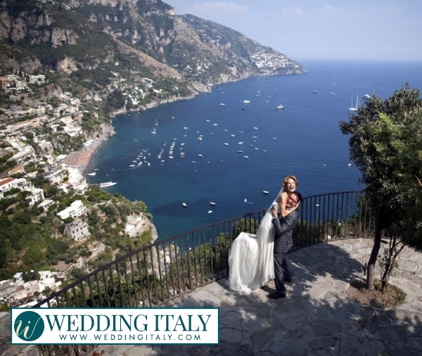 Weddings On The Amalfi Coast, Italy > Wedding In Italy