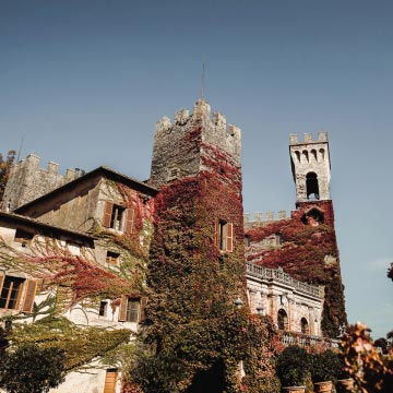 Weddings in Italy? Fairytale castles