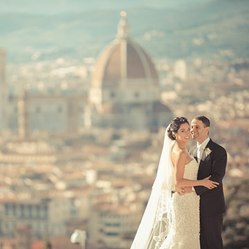 Wonderful weddings in Tuscany and Florence