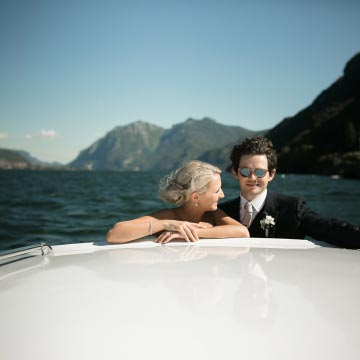 Lake Como: Italian luxury wedding destination