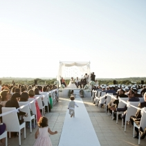 Exclusive wedding in Apulia