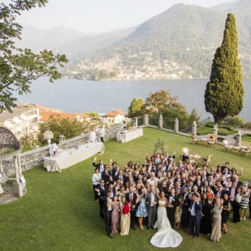 Luxury destination: Lake Como and Garda