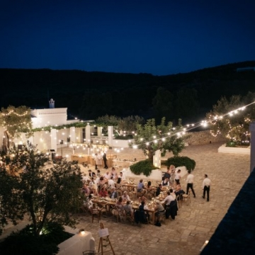 Apulia: the ultimate Mediterranean wedding destination.