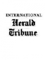 International Heral Tribune 2001