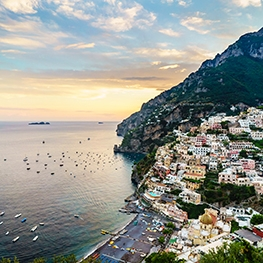 Amalfi Coast Surprise