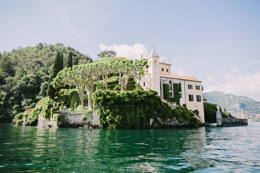 Best Italy wedding villas: Lake Como