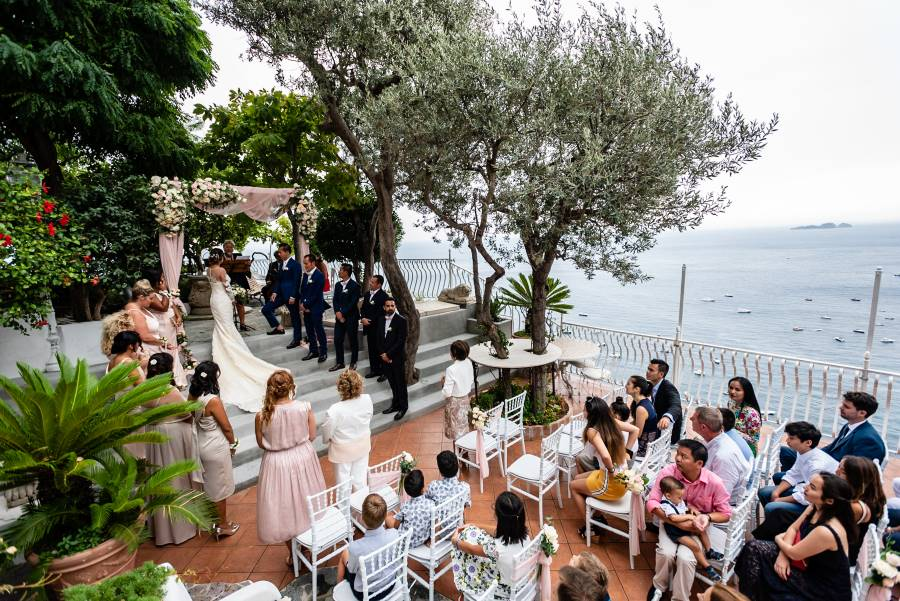 Best wedding Italy villas