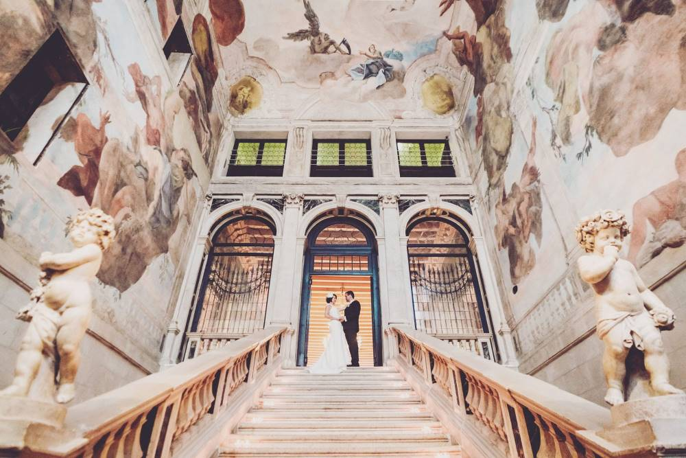 Italy wedding villas