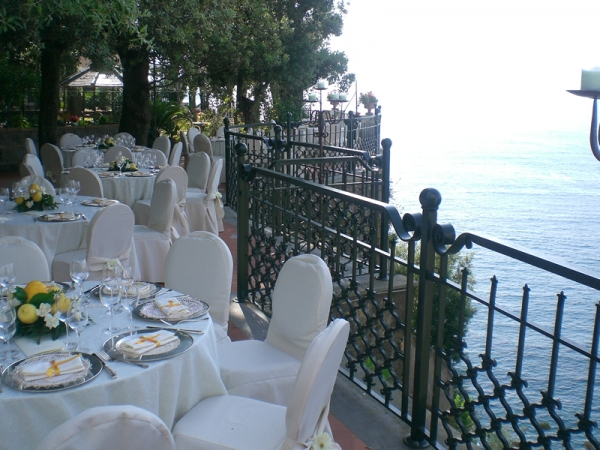 Exclusive villa for weddings in Sorrento, Italy