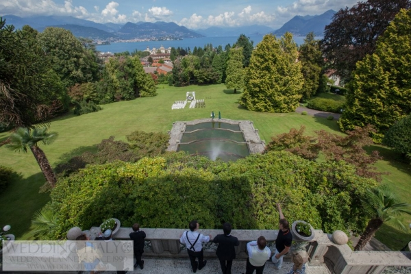 Exclusive villa in Stresa