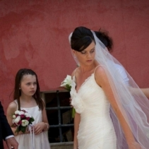 Symbolic weddings in Florence, Tuscany