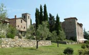 12. An exclusive Tuscan castle