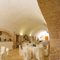 Wedding in a historical masseria in Apulia, Puglia