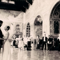 civil wedding in Siena