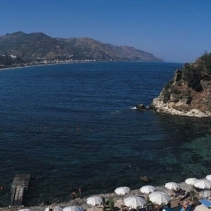 Exclusive on the Bay of Taormina, Sicily, Italy
