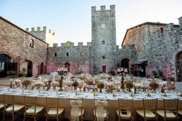 Southern Tuscan Medieval Castle