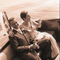 Civil weddings in Gardone Riviera, Lake Garda