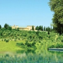 Luxury estate near Siena