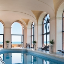 Romantic seaside five-star hotel in the Maremma