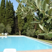 Romantic historical countryside residence near Fiesole