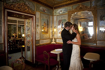 Weddings planners a Venezia