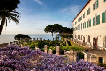 Luxury Monastery in Portofino