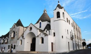 Catholic Weddings in  Alberobello