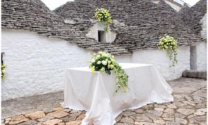 Civil Weddings in Alberobello