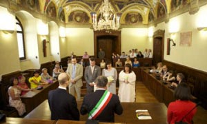 Civil Weddings in Assisi