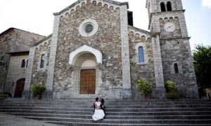 Catholic Weddings in  Castellina in Chianti