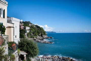 Villas in the Italian Riviera