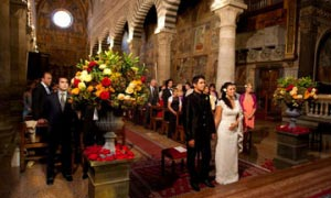 Catholic Weddings in  San Gimignano