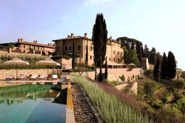 Exclusive Resort near Montalcino