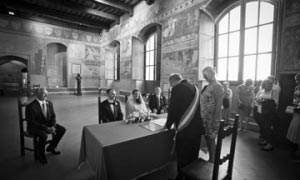 Civil Weddings in San Gimignano