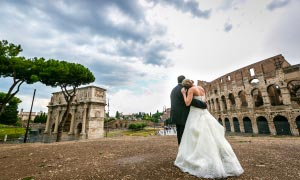 Matrimonio civile in Wedding planners a Roma
