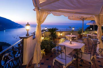 Boutique-Hotel in Positano
