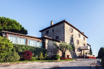 "Exklusives ""Relais""-Hotel in Todi"