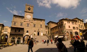 Civil Weddings in Cortona