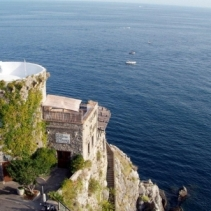 Wedding in a Medieval convent in Amalfi, Italy