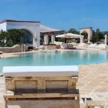 Elegant location in Puglia