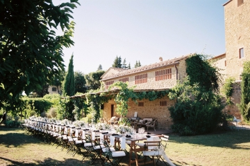 Exclusive Borgo in Tuscany