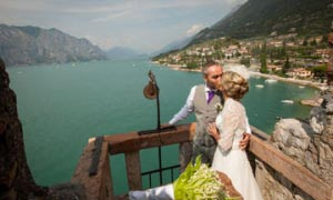 Civil Weddings in Malcesine