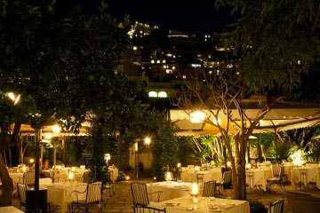 An Exclusive Garden in the Heart of Positano