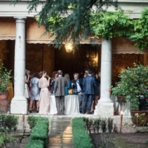 Wedding palace in Udine