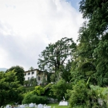 Marvellous Garden on Lake Como