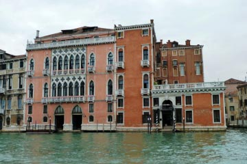 Exklusiver Palast am Canal Grande