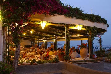 Informal Positano Beach Venue